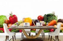 Fototapety do kuchni warzywa